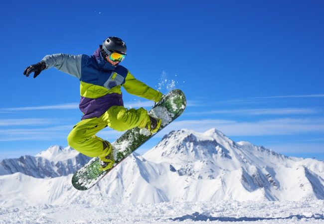 Best Impact Shorts – Buy Protection Equipment for Snowboarding & Skiing